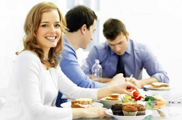 Быстрая доставка обедов в офис