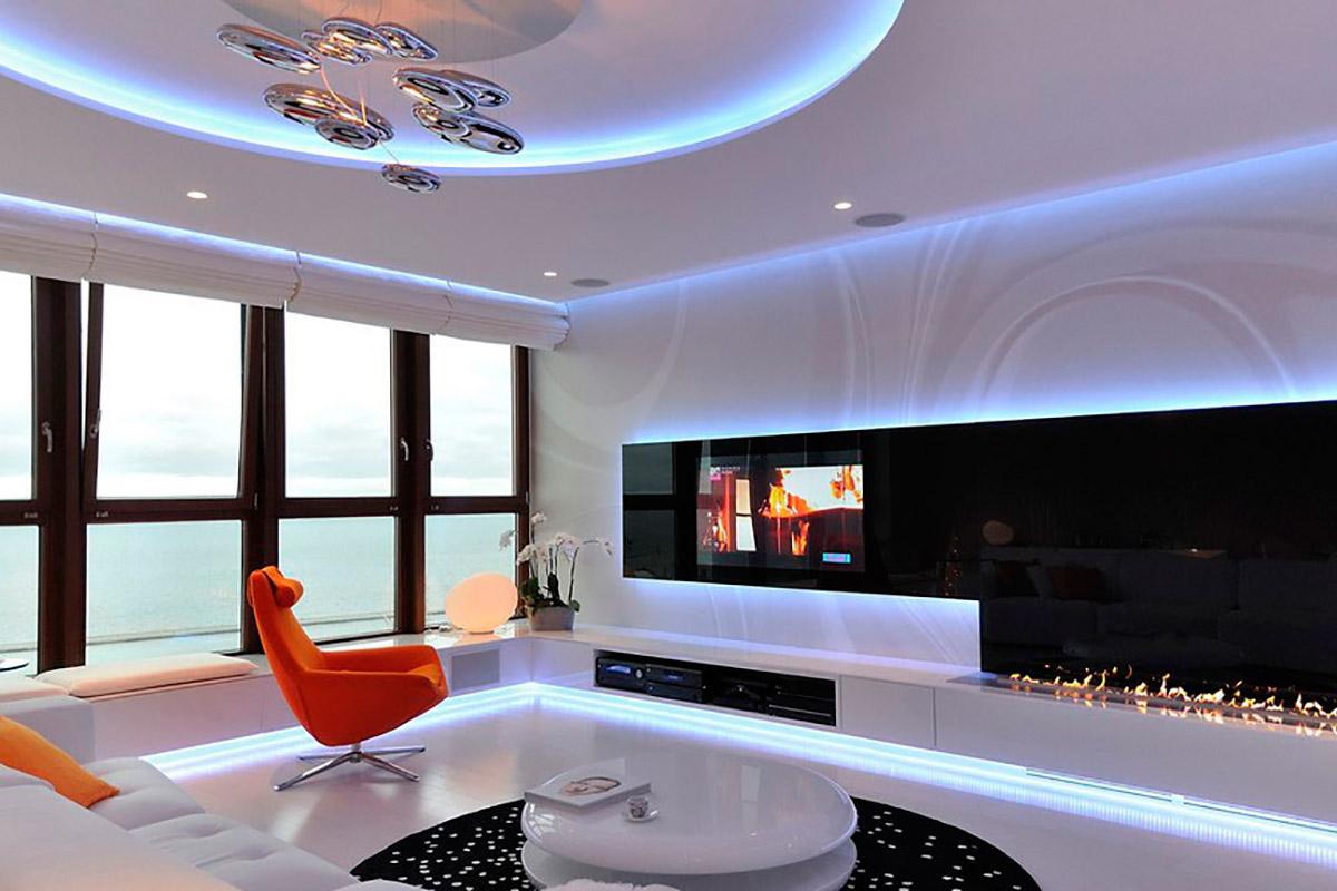 Что нужно учитывать при создании дизайна интерьера квартиры или частного дома