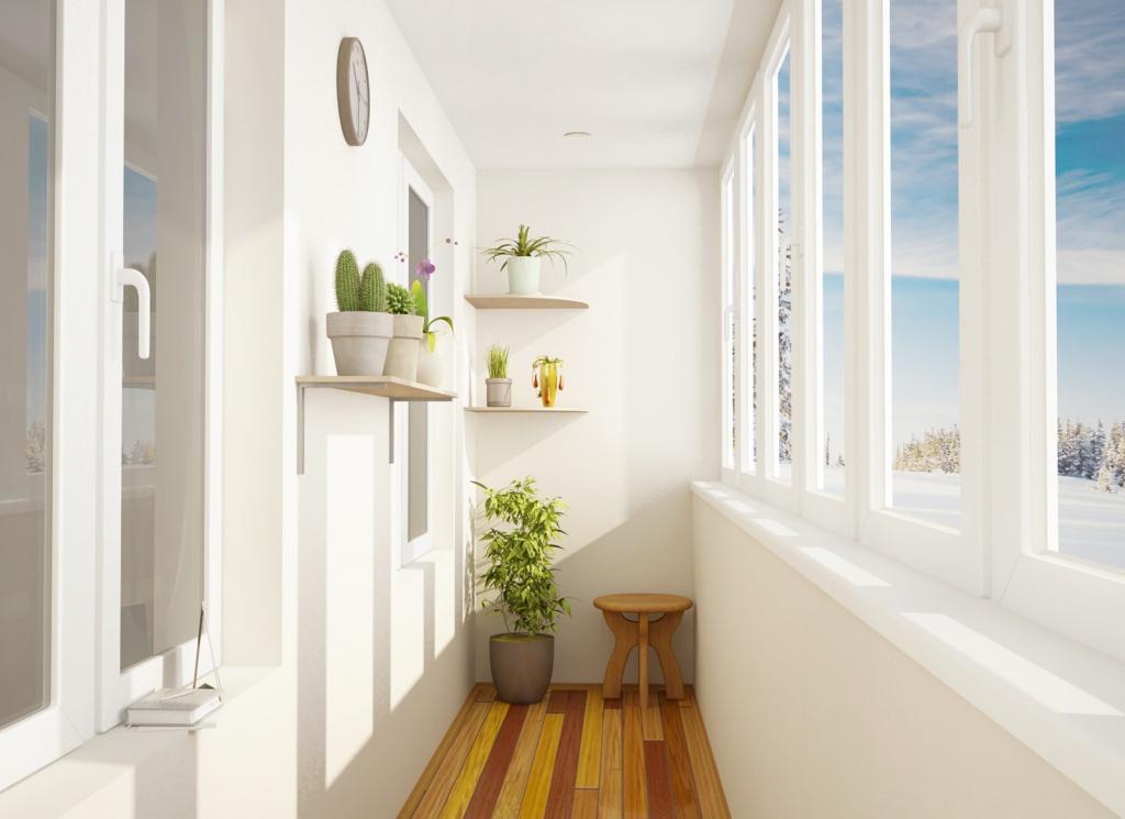 Практические рекомендации по облагораживанию балкона