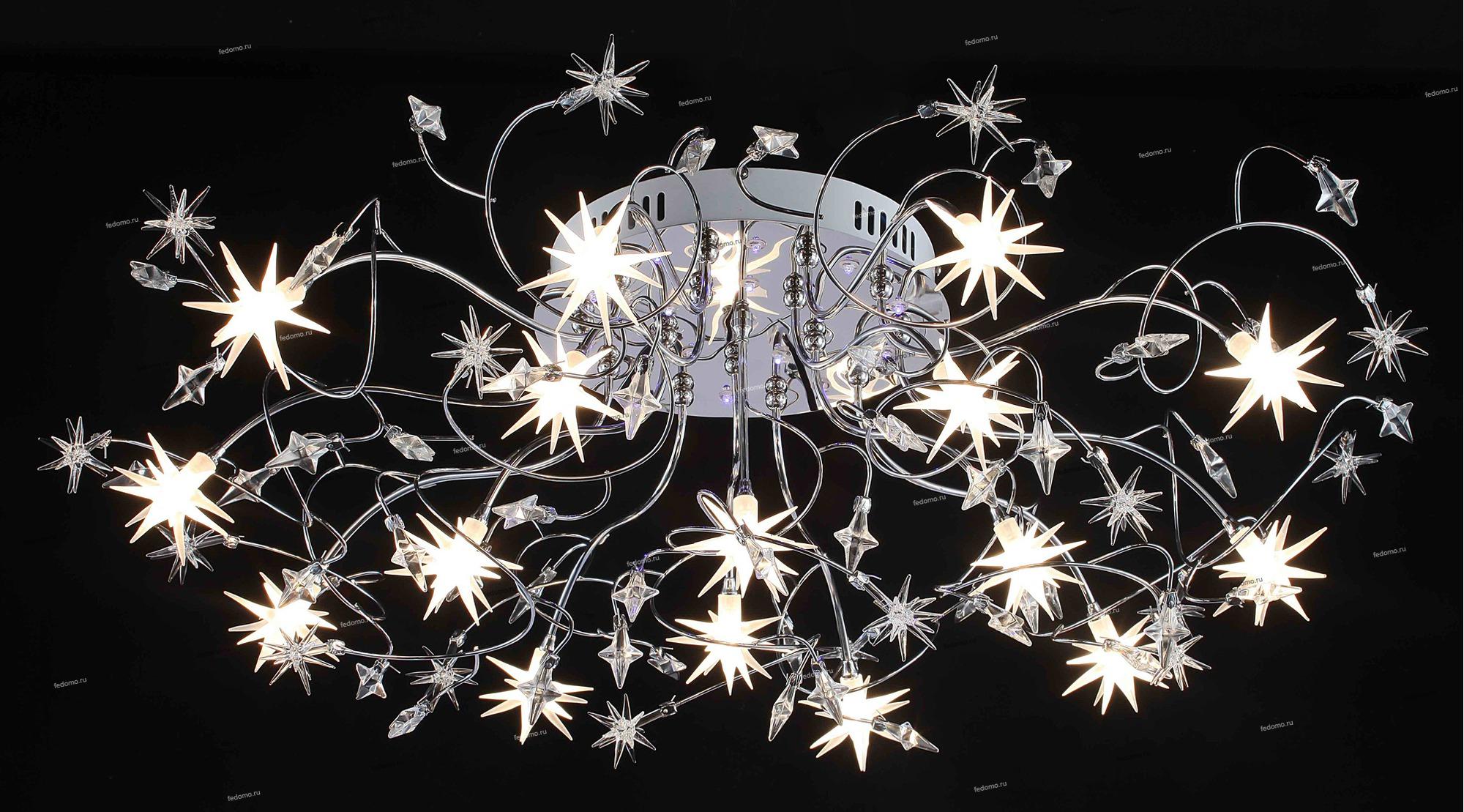 Выбор люстры и светильников