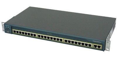 Коммутаторы Cisco: плюсы техники