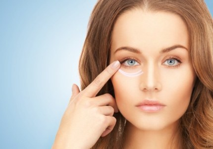 Блефаропластика под глазами