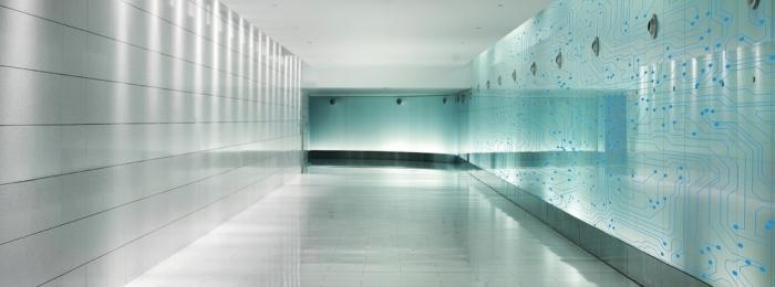 Где и как используют сматр стекло с изменяющейся прозрачностью