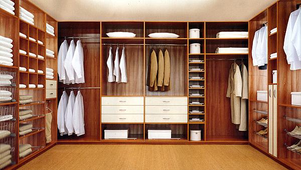 Что такое гардеробная комната