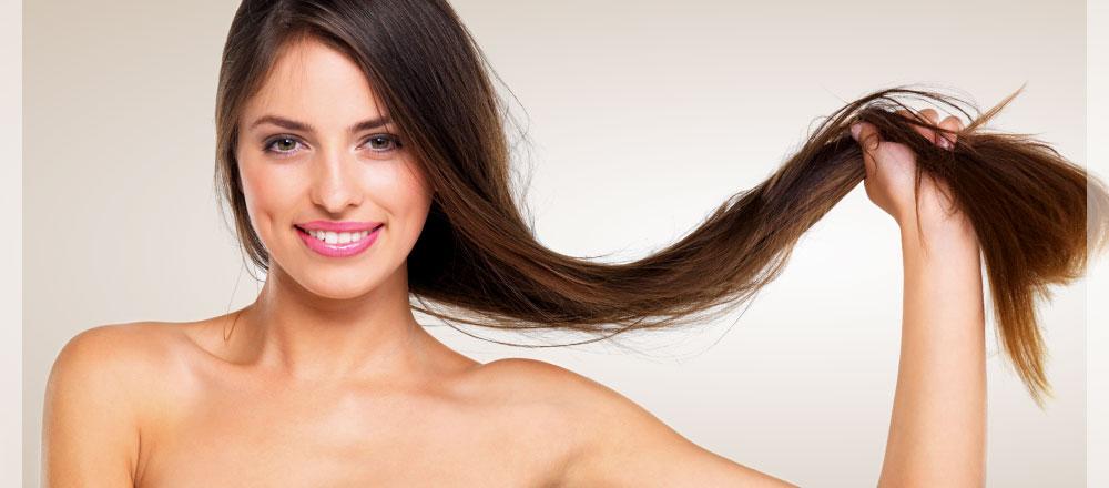 Длинные волосы признак здоровья