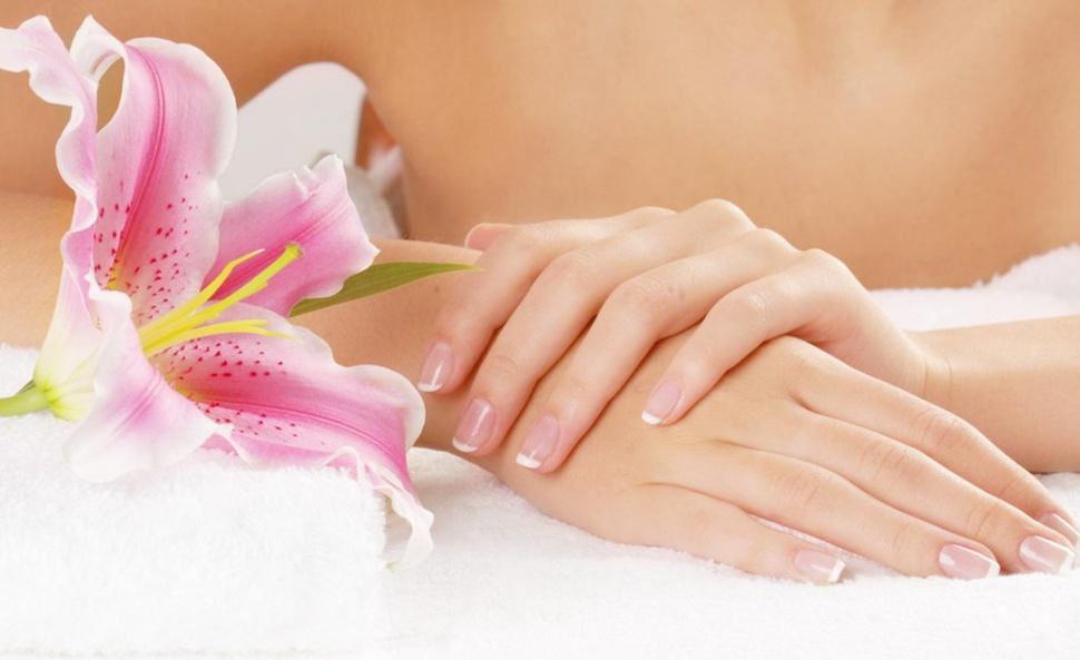 Как сделать красивую кожу рук