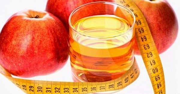 Для похудения – только яблочный уксус!
