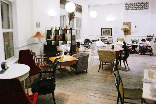Бизнес идея: кафе для журналистов