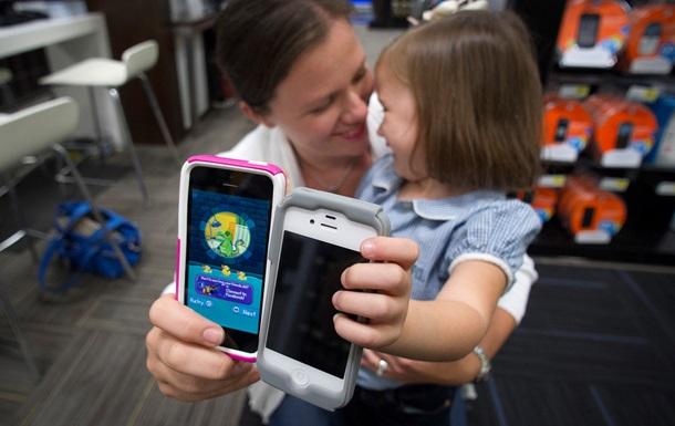 iPhone – если его просит ребенок?