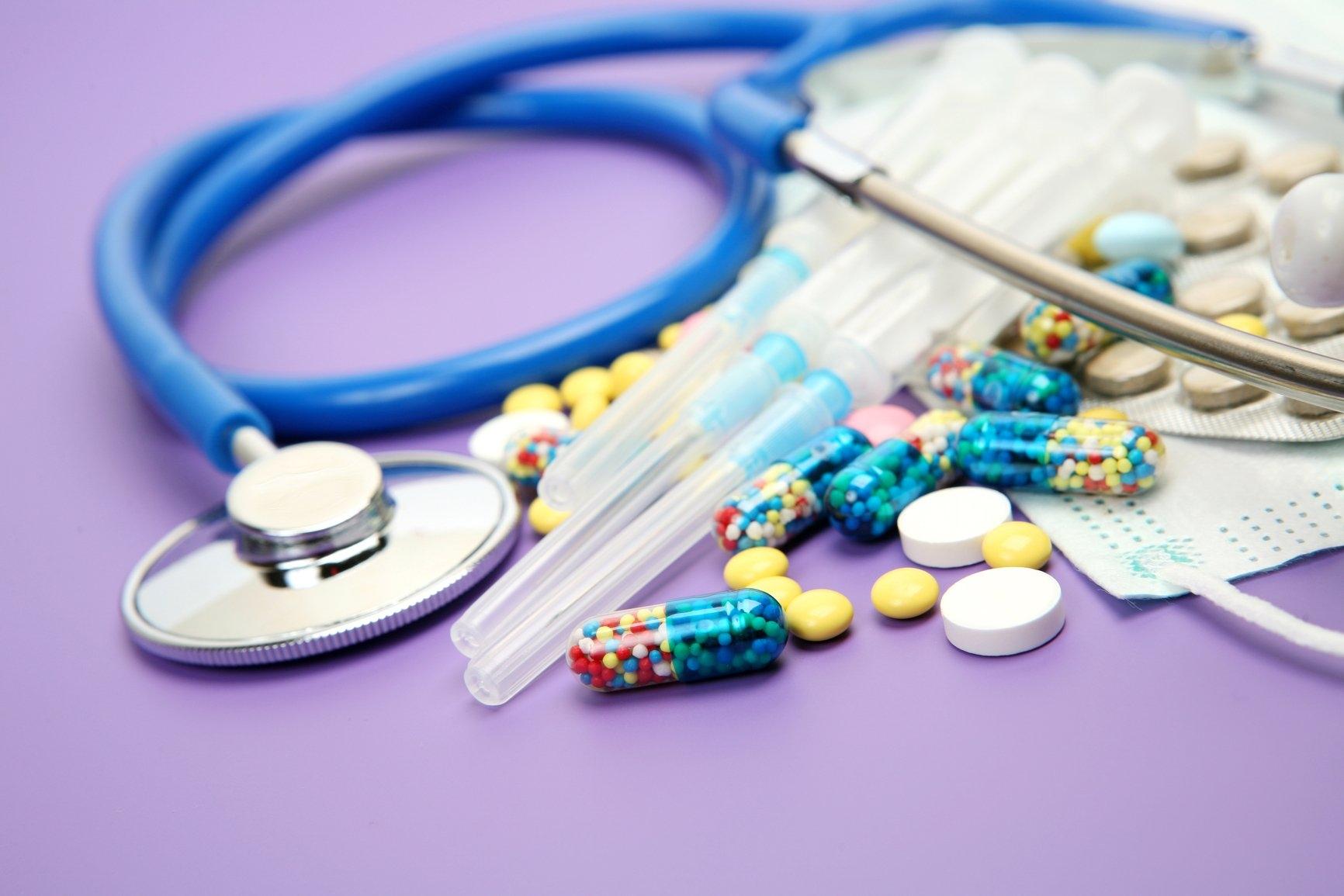Бронирование лекарственных препаратов