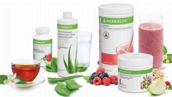 Экологически чистые и натуральные добавки от Гербалайф