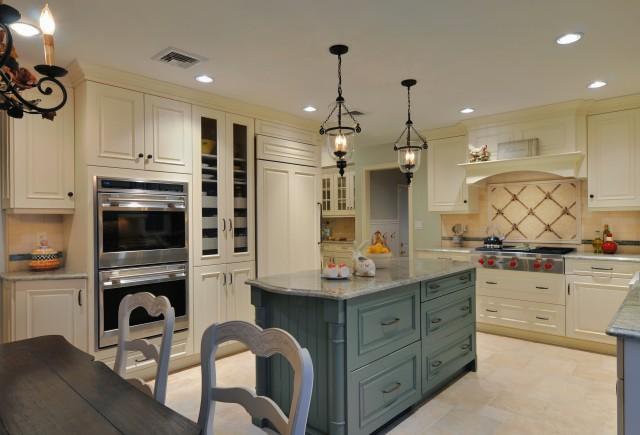 Кухонный островок комфорта