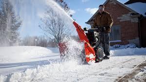 Классификация снегоуборочных машин