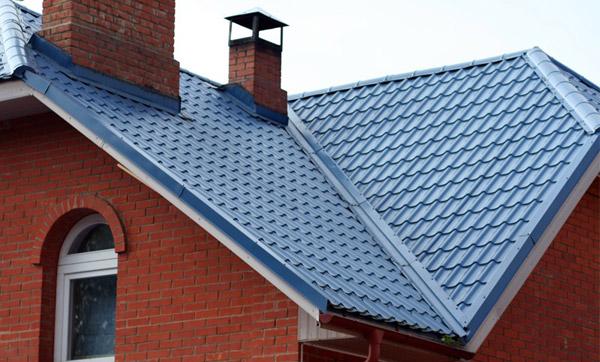 Металлочерепица для вашей крыши