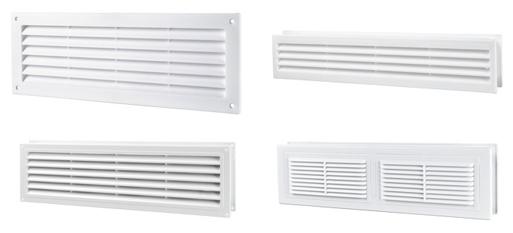 Особенности вентиляционных решеток для двери