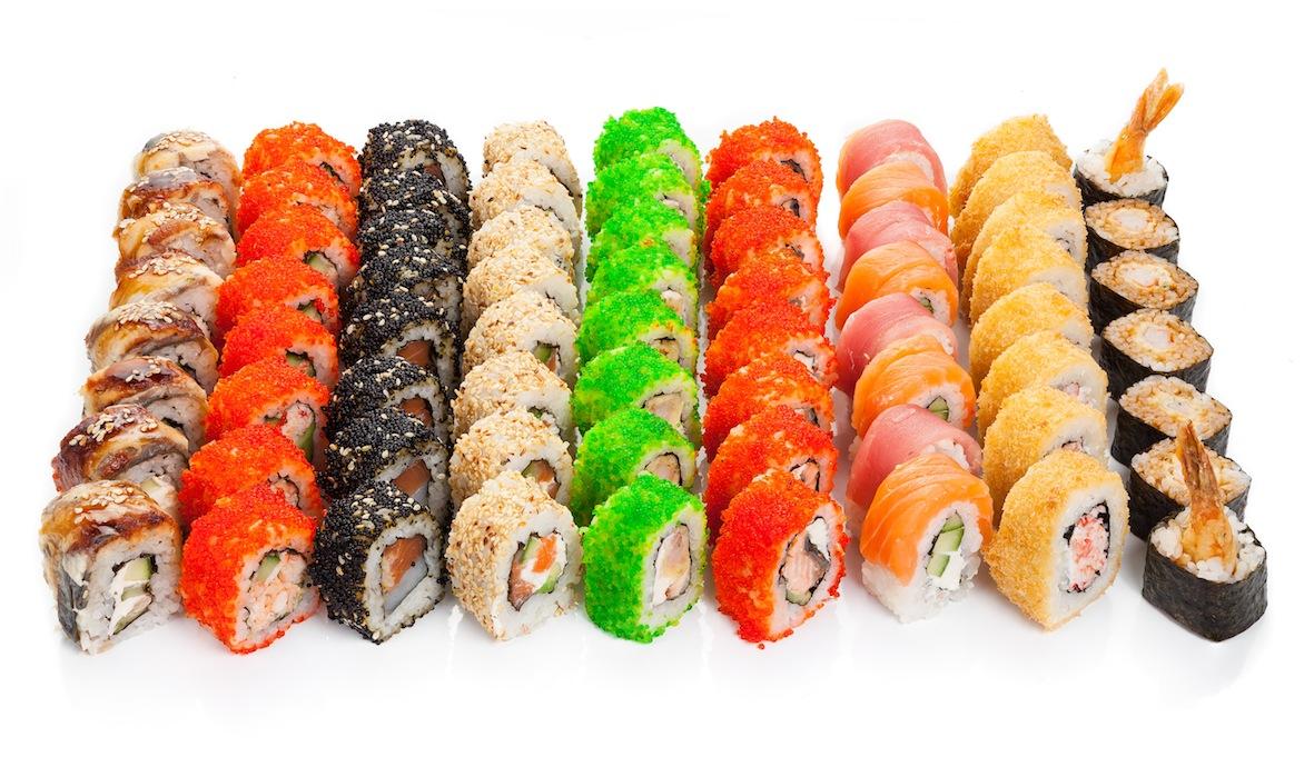 Суши: польза и приготовление