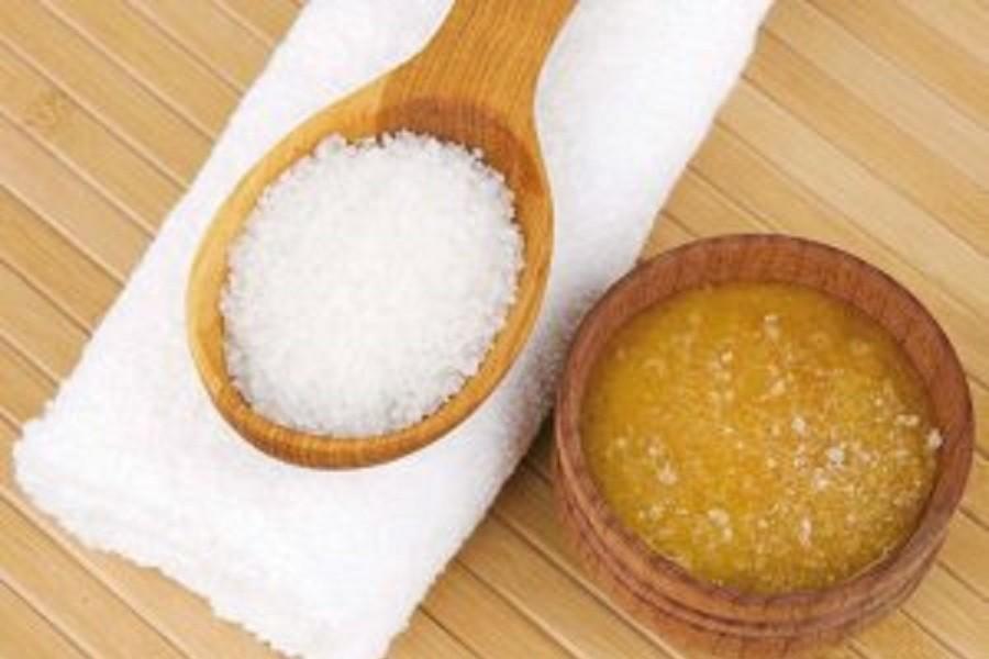 Уникальный рецепт натурального скраба из меда