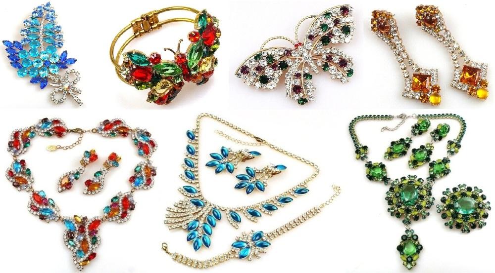 Недорогая бижутерия для стильных женщин от интернет-магазина DiaDemaGrand