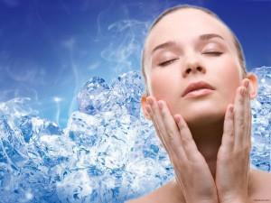 Криомассаж лица: холод на страже красоты и здоровья