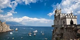 Лучшие места для отдыха на полуострове Крым