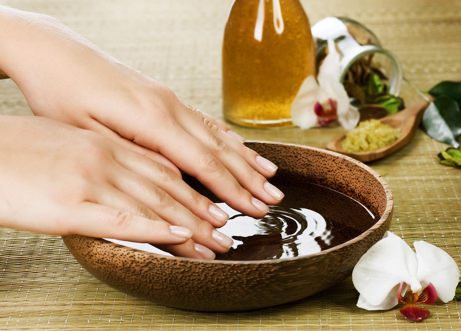 Уход за ногтями в домашних условиях укрепление ногтей