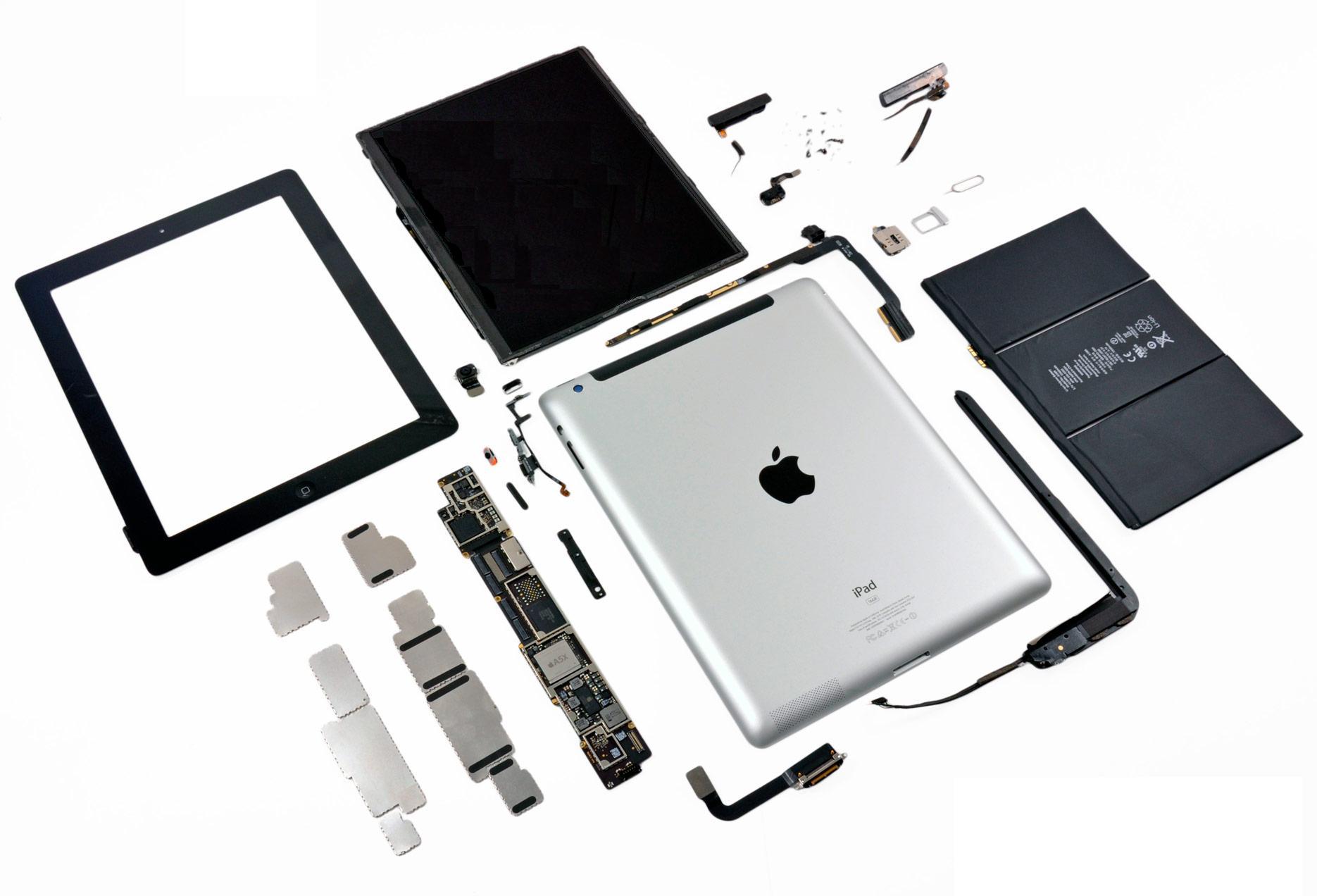 Профессиональный ремонт iPad на Новослободской