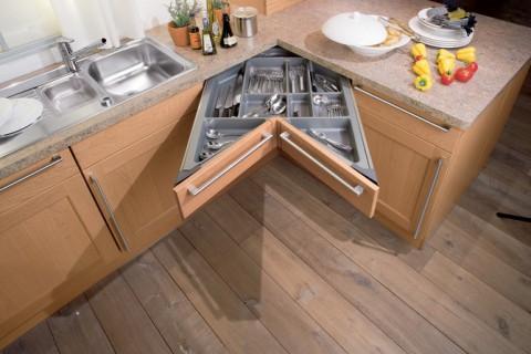 Грамотное проектирование кухни — здесь мелочей не бывает