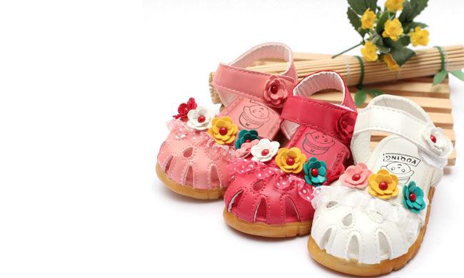 Детская обувь. Летняя обувь для ребёнка