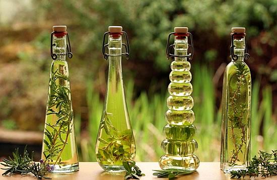 Лечение растительными маслами