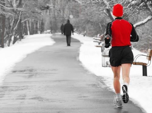 Как заниматься бегом круглый год?