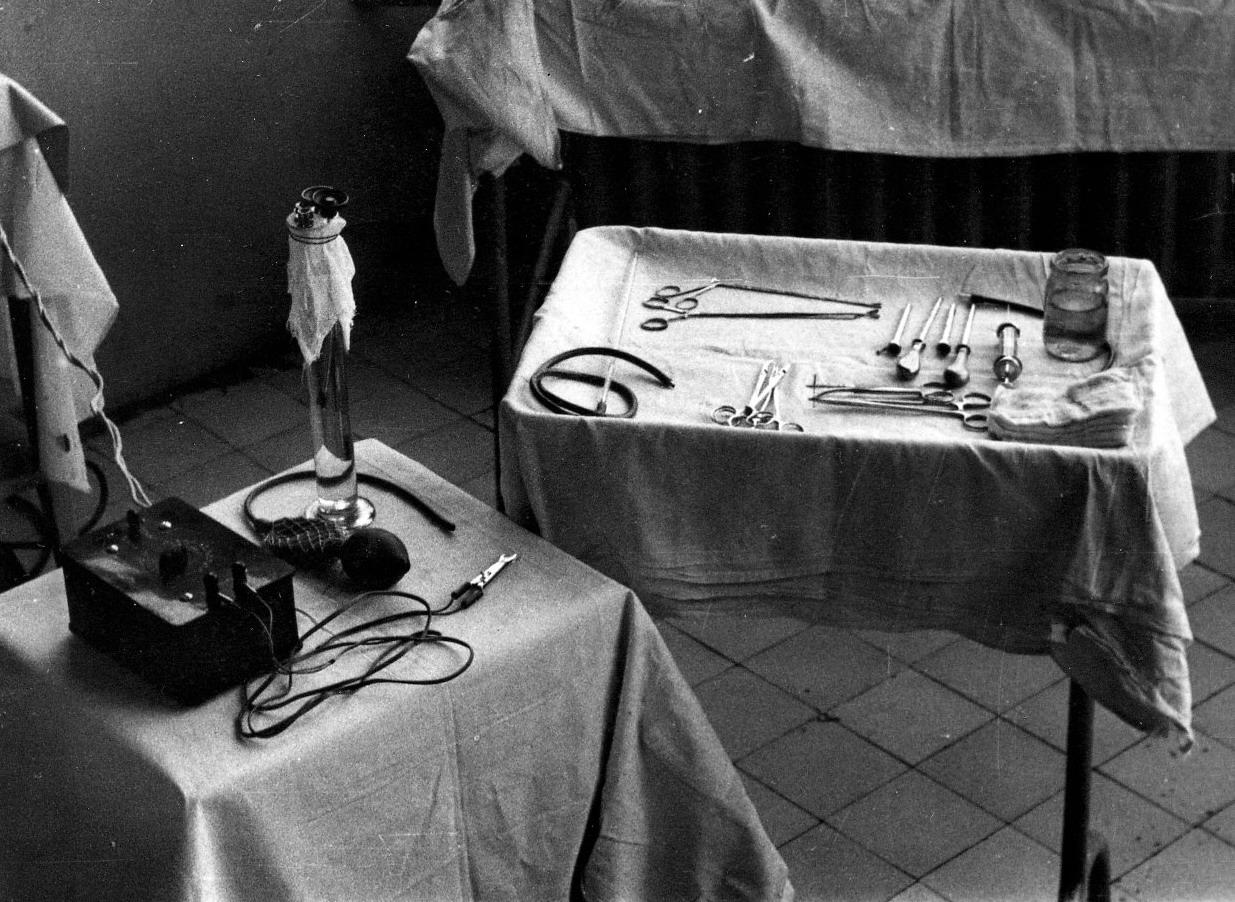 История лапароскопии в мире