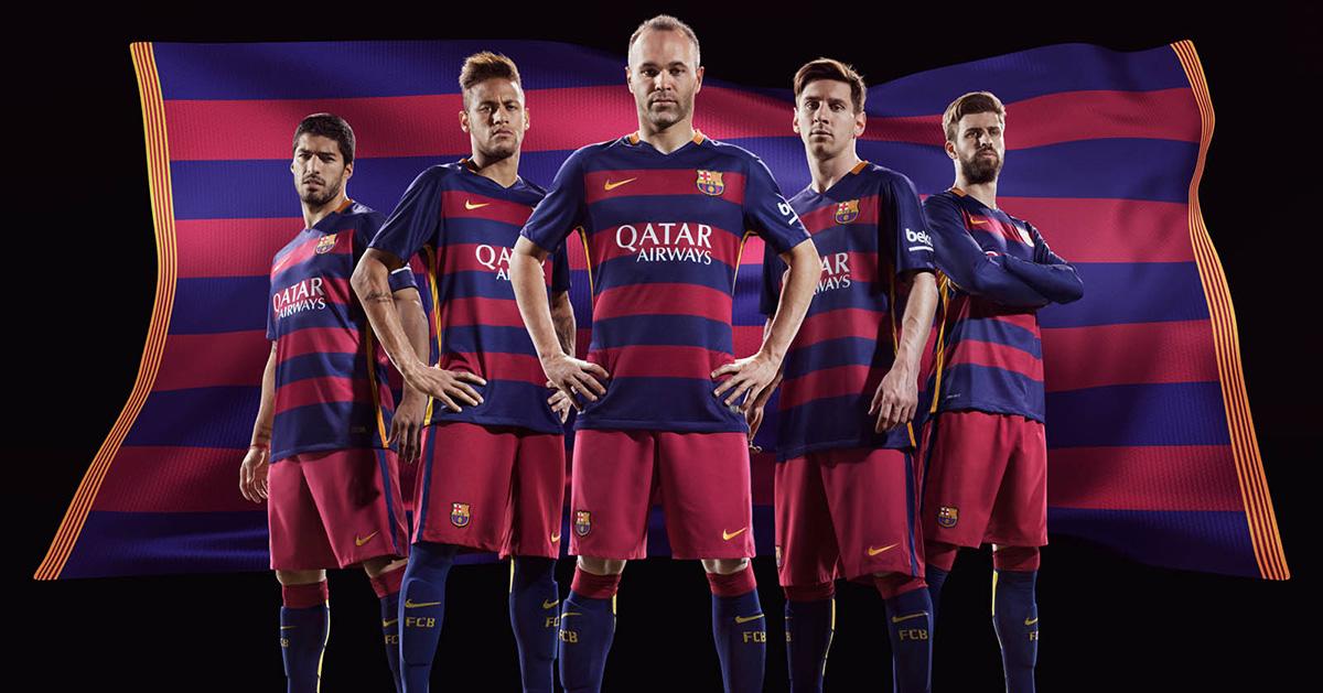 Форма Барселоны у лучшего игрока планеты
