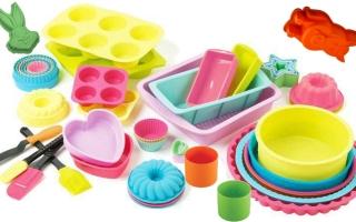 Кухонные помощники из силикона