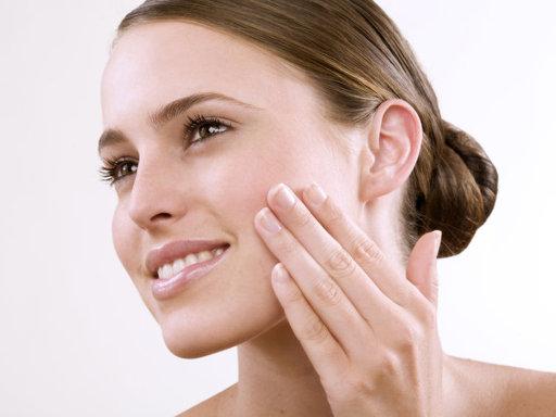 Уход за жирной кожей лица с расширенными порами