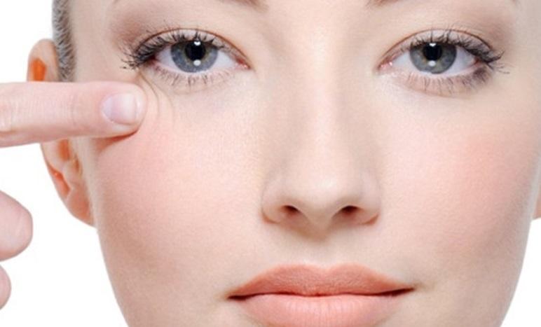 Как избавится от морщин вокруг глаз в домашних условиях