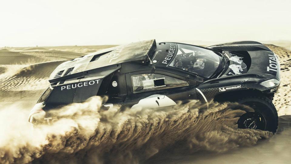 Репортаж: Peugeot в Аргентине