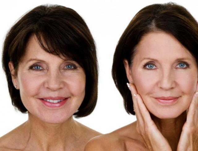 Как омолодить кожу лица: лифтинг макияж в домашних условиях