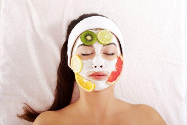 Съедобная косметика. Готовим маски для лица и тела