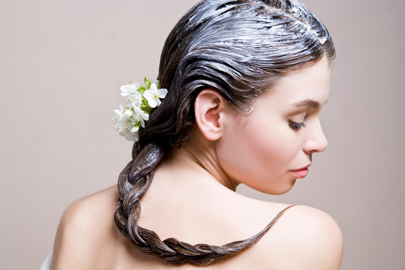 Маски для улучшения волос
