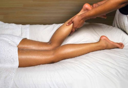Массаж ног и ступней в домашних условиях