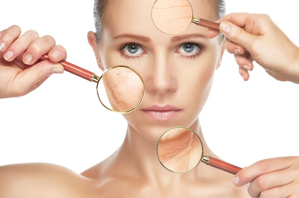 Искусственная «кожа» как средство от морщин