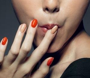 Новый тренд – съедобный лак для ногтей