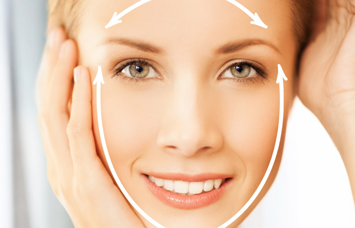 Косметическая подтяжка лица с помощью нитей