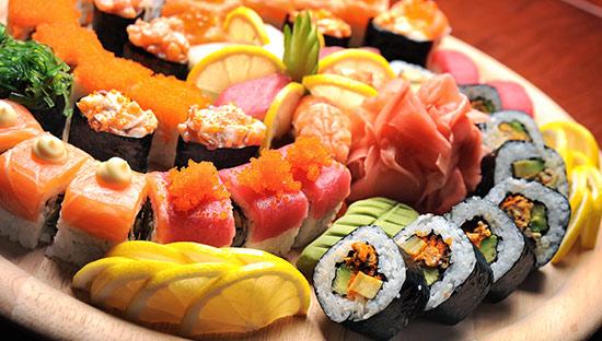 Изысканные японские блюда в Киеве