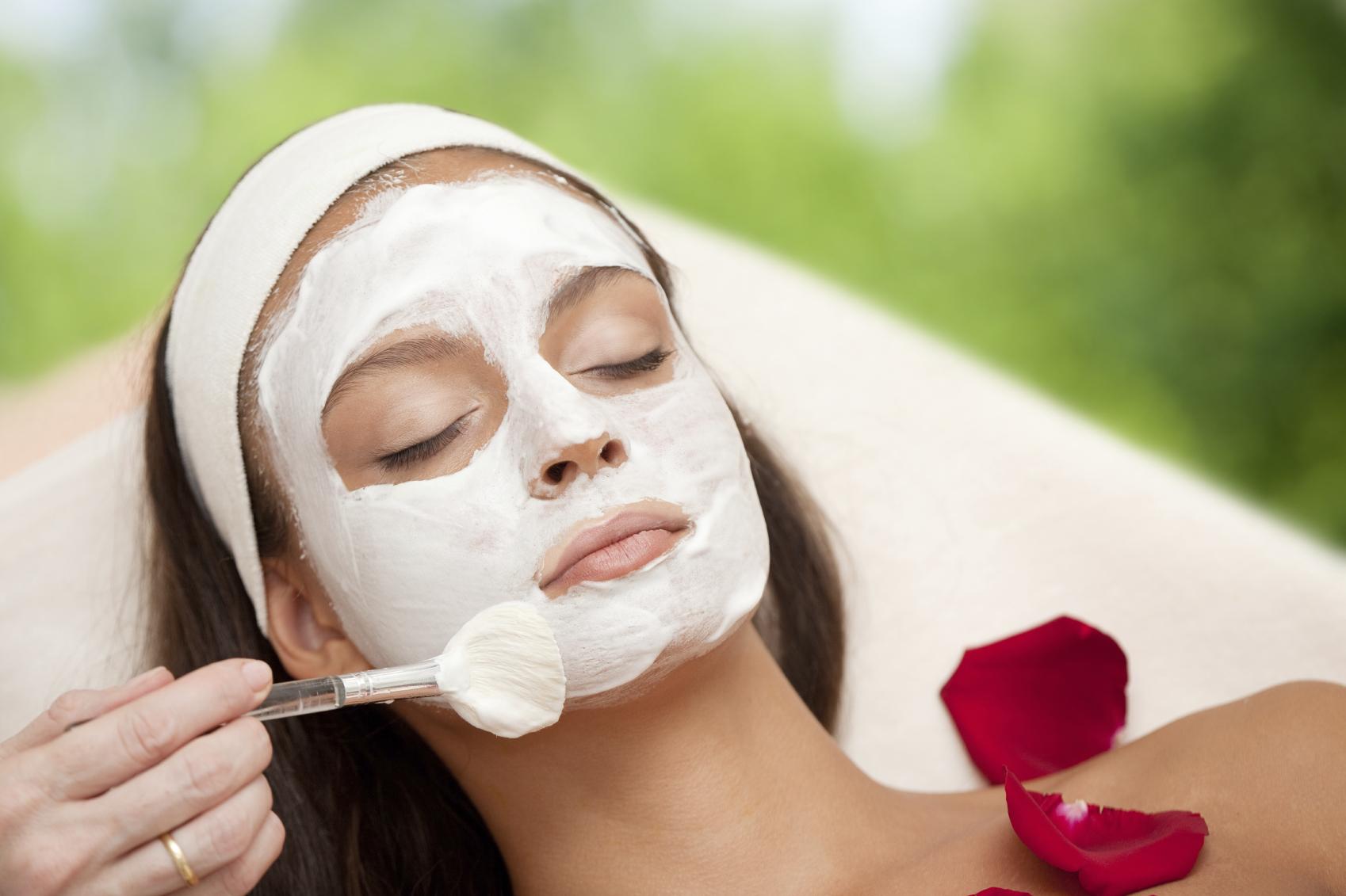 Рецепты масок для лица против отёков