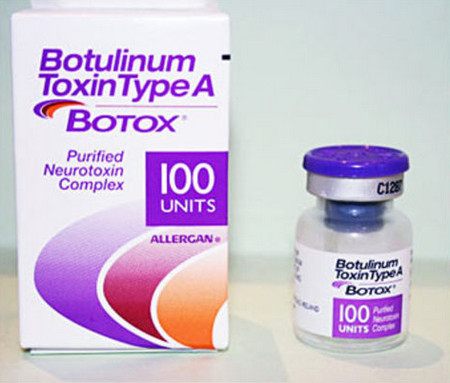 Ботокс эффективен при лечении рака желудка