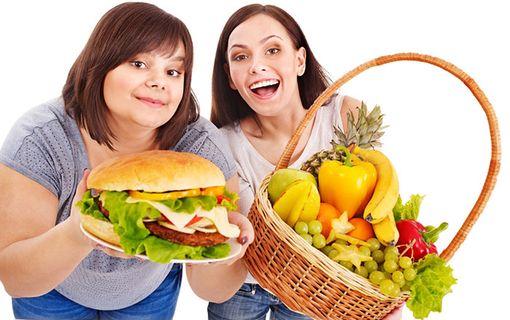 Правильное питание — а не диета