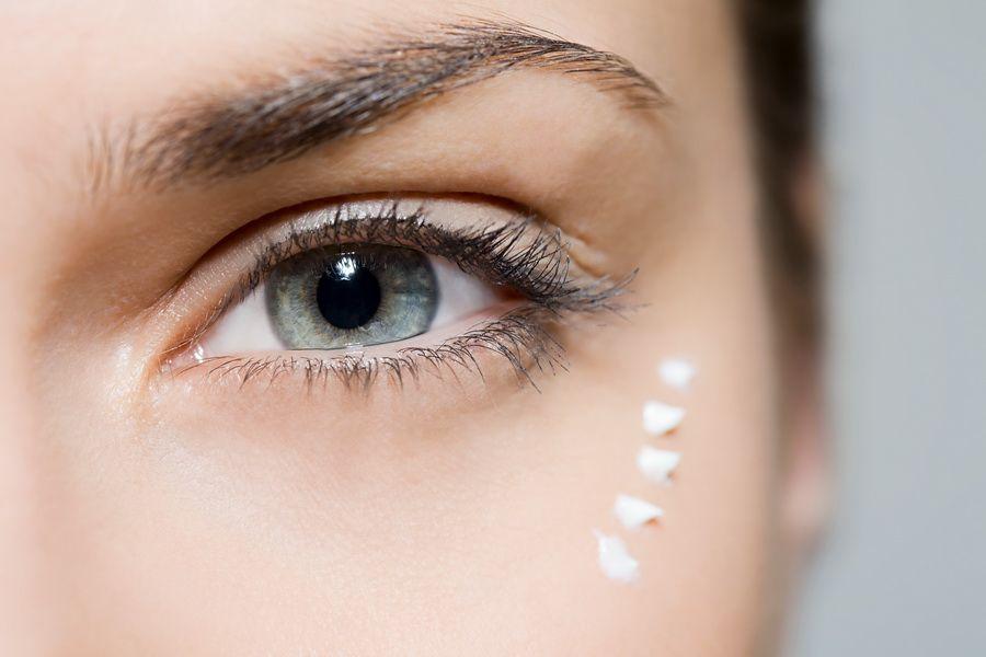5 лучших масок от морщин под глазами