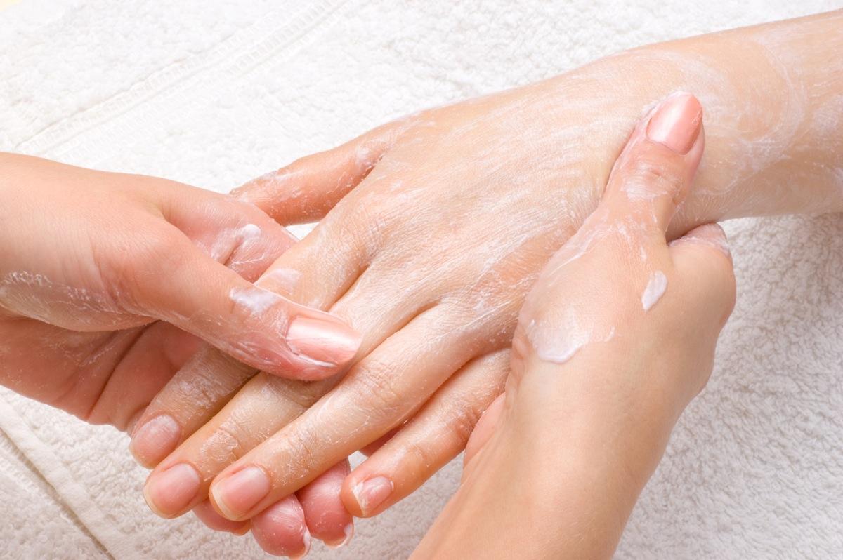Секреты ухода за руками и ногтями