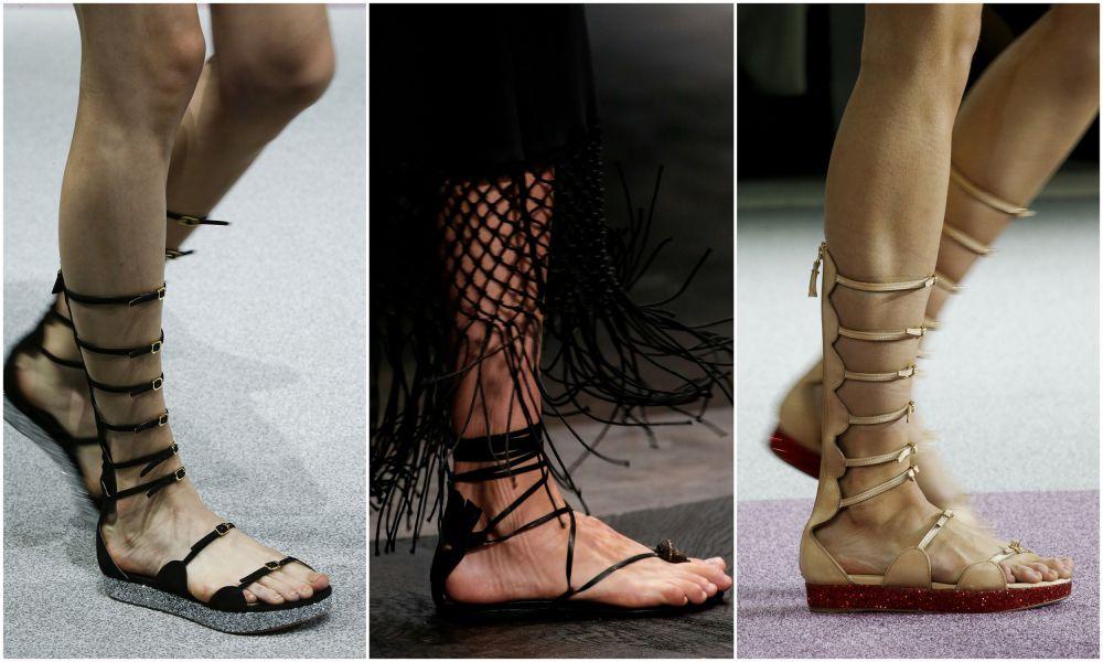Модная обувь летнего сезона 2016 года